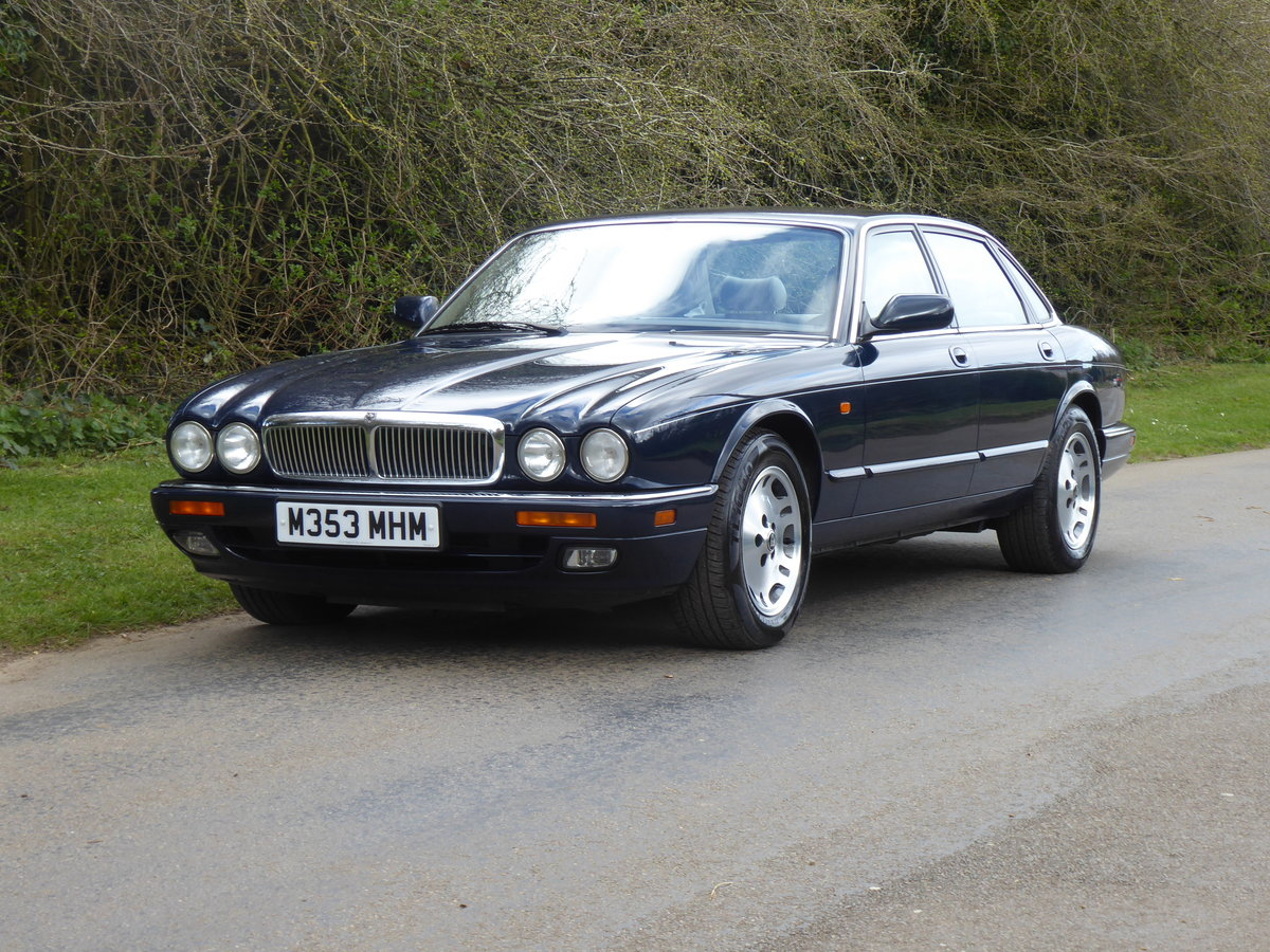 1995 Jaguar XJ6 54000 miles FSH  Outstanding Example For Sale (picture 1 of 6)