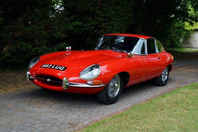 1962 E Type Series 1 FHC RHD Matching Numbers For Sale (picture 3 of 6)