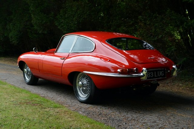1962 E Type Series 1 FHC RHD Matching Numbers For Sale (picture 4 of 6)