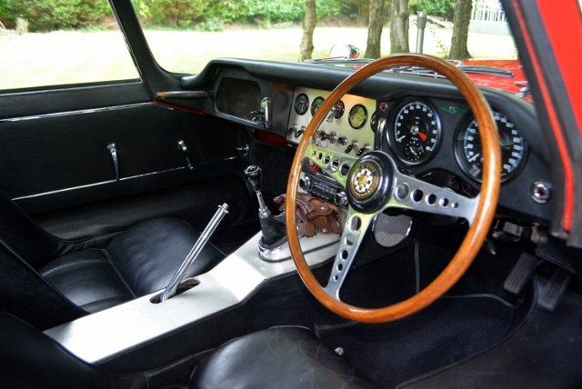 1962 E Type Series 1 FHC RHD Matching Numbers For Sale (picture 5 of 6)