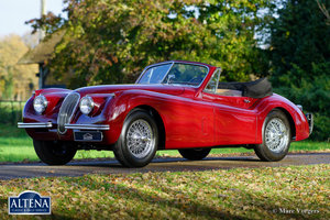Picture of Jaguar XK 120 DHC, 1953 For Sale