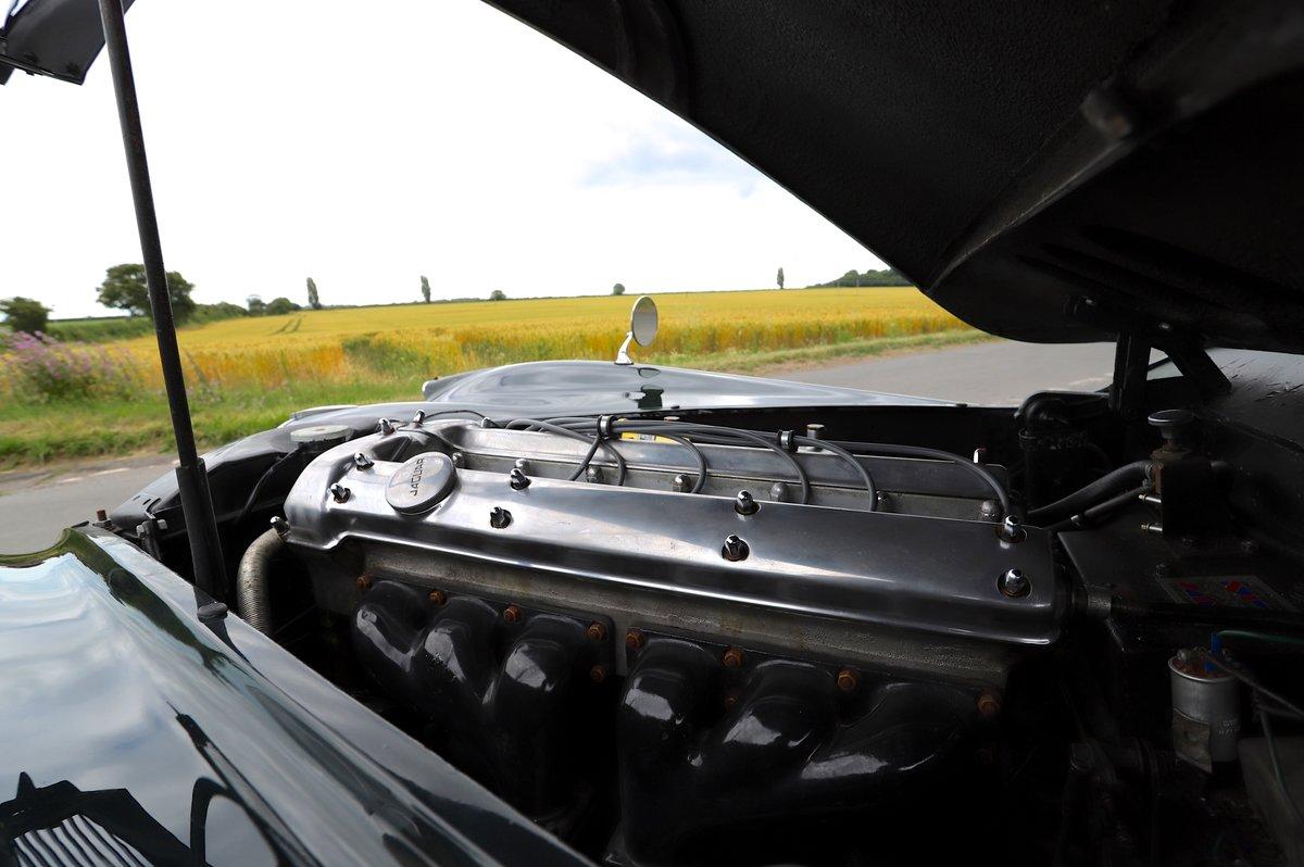 Jaguar XK120 Fixed-Head Coupé. LHD, 1952.  For Sale (picture 6 of 6)