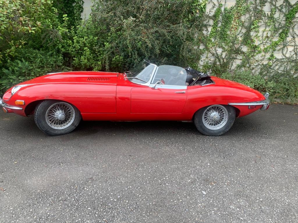 1970 S2 Manual Roadster  For Sale (picture 2 of 6)