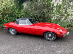 Picture of 1970 E type series 2 roadster SOLD
