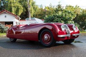 1949 Jaguar XK 120 roadster aluminium