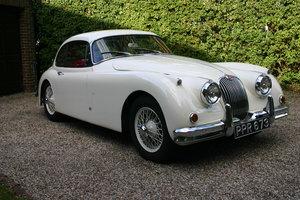 1957 Jaguar XK150 SE