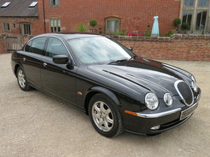 2001 JAGUAR S-TYPE 3.0 V6 AUTO - COVERED 12K MLS /20K KLM 1 OWNER