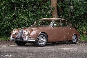 1962 JAGAUR MKII 3.8 + OVERDRIVE For Sale