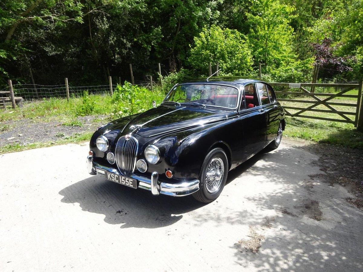 1967 Jaguar MK2 3.8 - Fully rebuilt For Sale (picture 1 of 6)