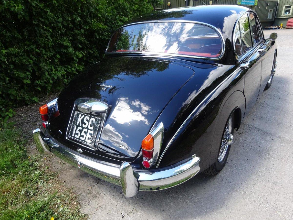 1967 Jaguar MK2 3.8 - Fully rebuilt For Sale (picture 3 of 6)