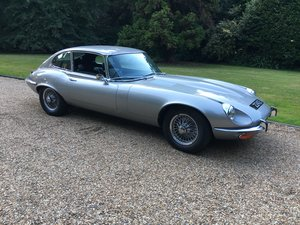 1971 Jaguar E-Type Series 3 V12 Coupe - 45,000 miles For Sale