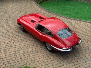 1964 E-Type Jaguar series one 3.8 FHC Stunning