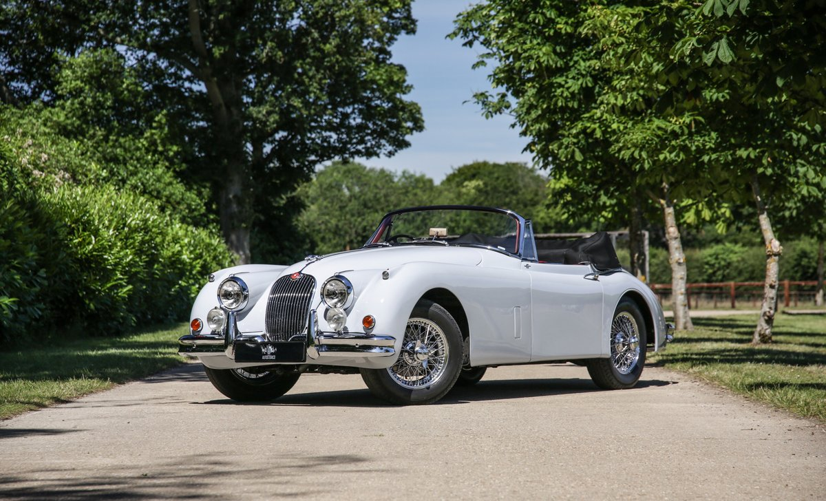1959 Jaguar XK150 3.4 S Drophead Coupe For Sale (picture 1 of 17)
