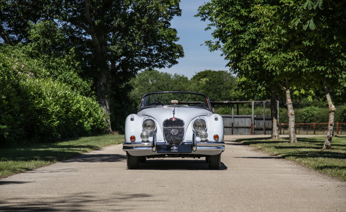 1959 Jaguar XK150 3.4 S Drophead Coupe For Sale (picture 3 of 17)