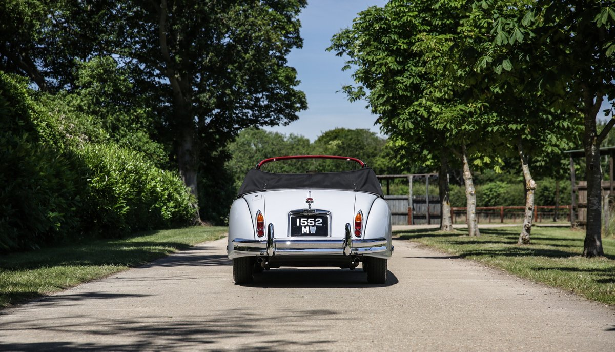 1959 Jaguar XK150 3.4 S Drophead Coupe For Sale (picture 4 of 17)