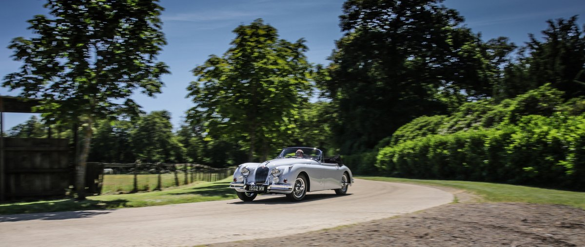 1959 Jaguar XK150 3.4 S Drophead Coupe For Sale (picture 16 of 17)