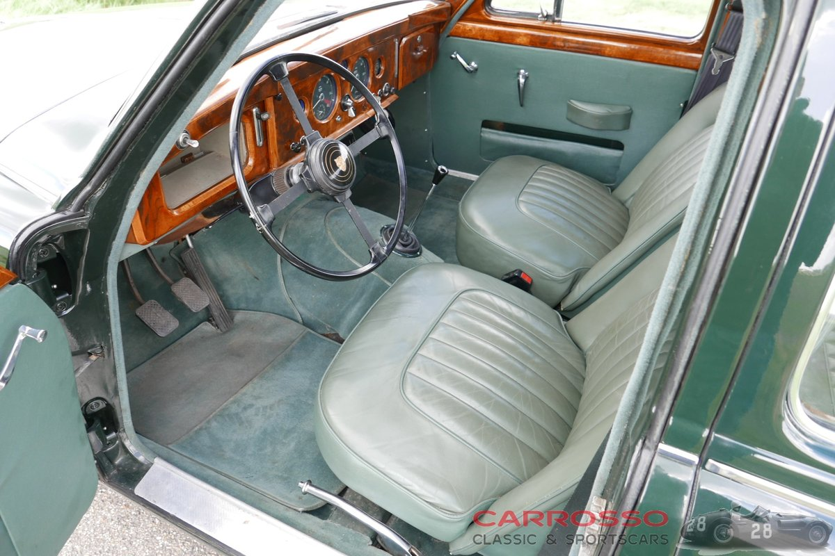 1957 Jaguar MKI 3.4 with Overdrive! For Sale (picture 3 of 6)