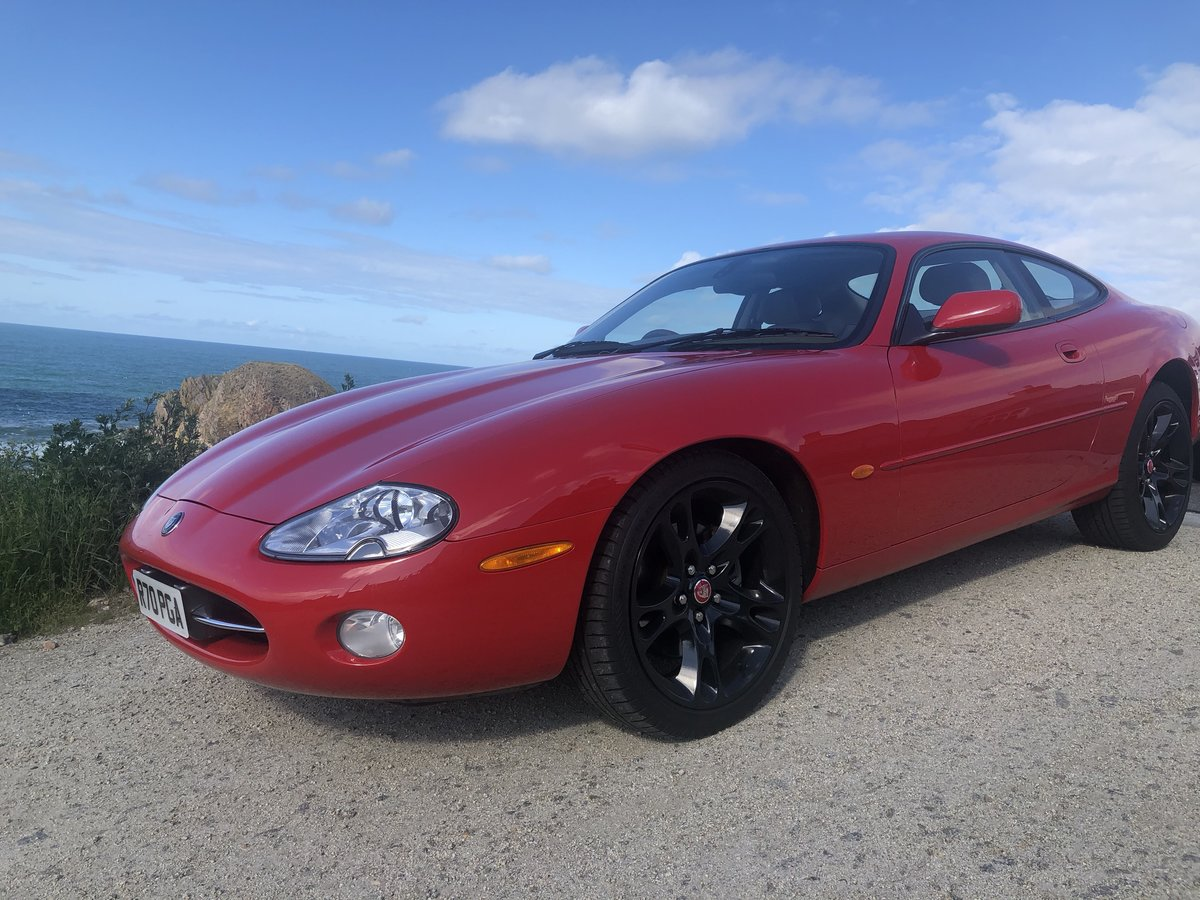 2002 Jaguar XK8 Perfection itself! For Sale (picture 3 of 6)