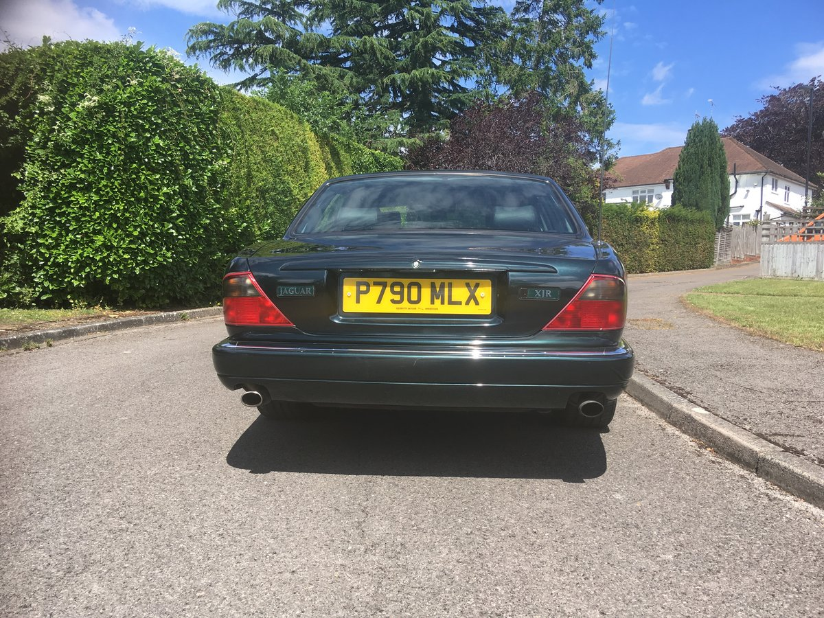 1996 Jaguar XJR X300 40,000miles 1 previous owner SOLD (picture 3 of 6)