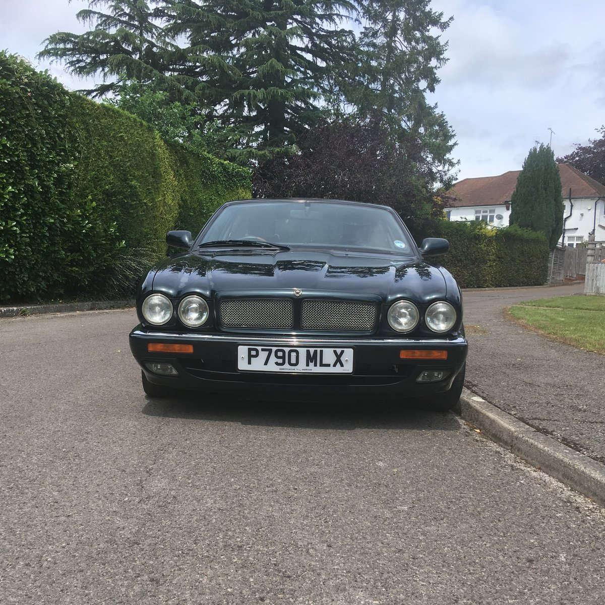 1996 Jaguar XJR X300 40,000miles 1 previous owner SOLD (picture 4 of 6)