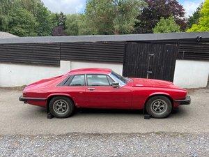1976 Pre-HE Jaguar XJS Automatic