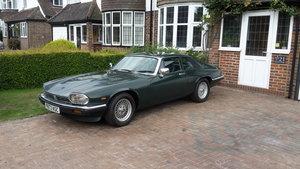 Jaguar XJ-S V12 HE 80,000 miles