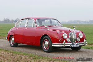 1966 Jaguar MKII 3.4 Automatic Original car