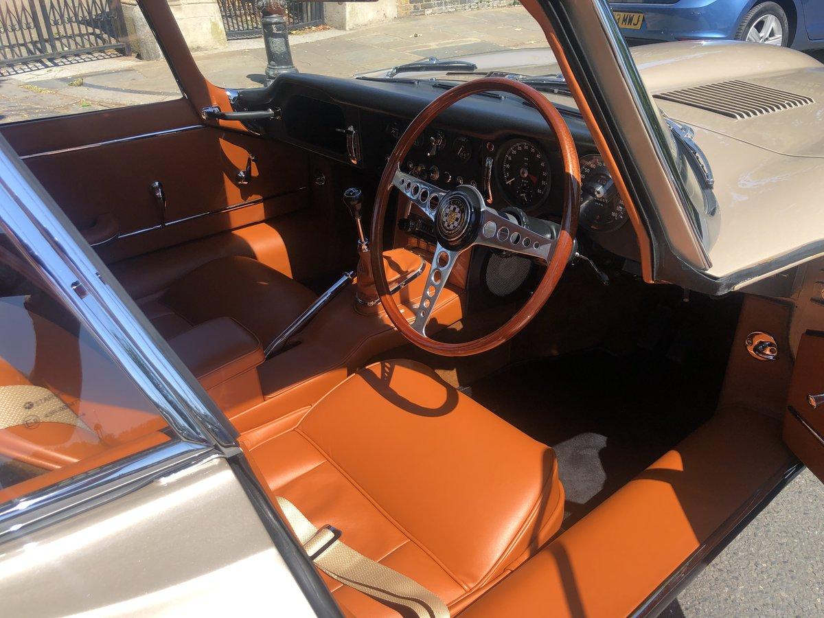 1964 Jaguar E-Type Factory 'Reborn' For Sale (picture 3 of 24)