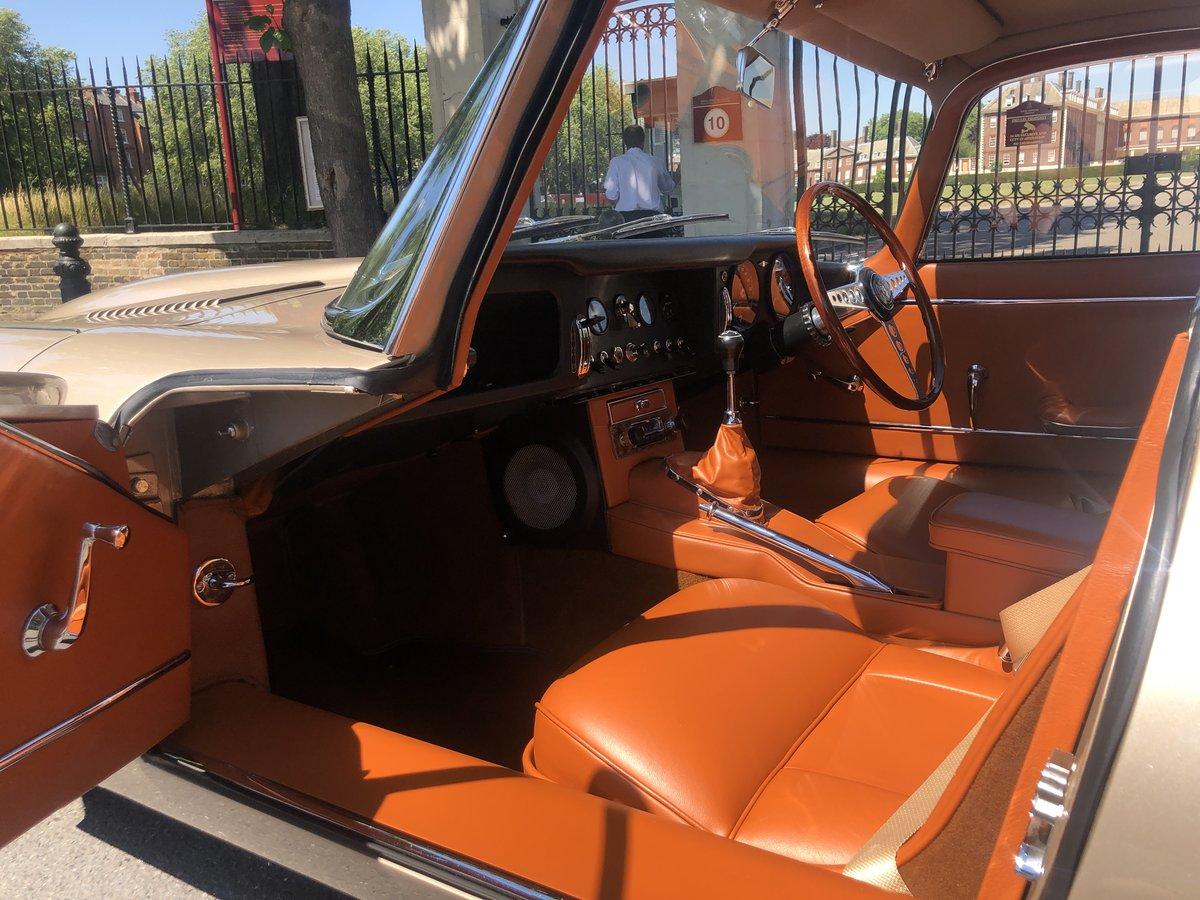 1964 Jaguar E-Type Factory 'Reborn' For Sale (picture 4 of 24)