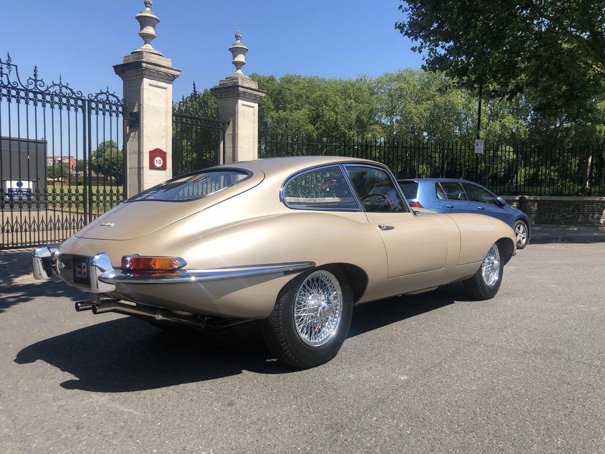 1964 Jaguar E-Type Factory 'Reborn' For Sale (picture 6 of 24)