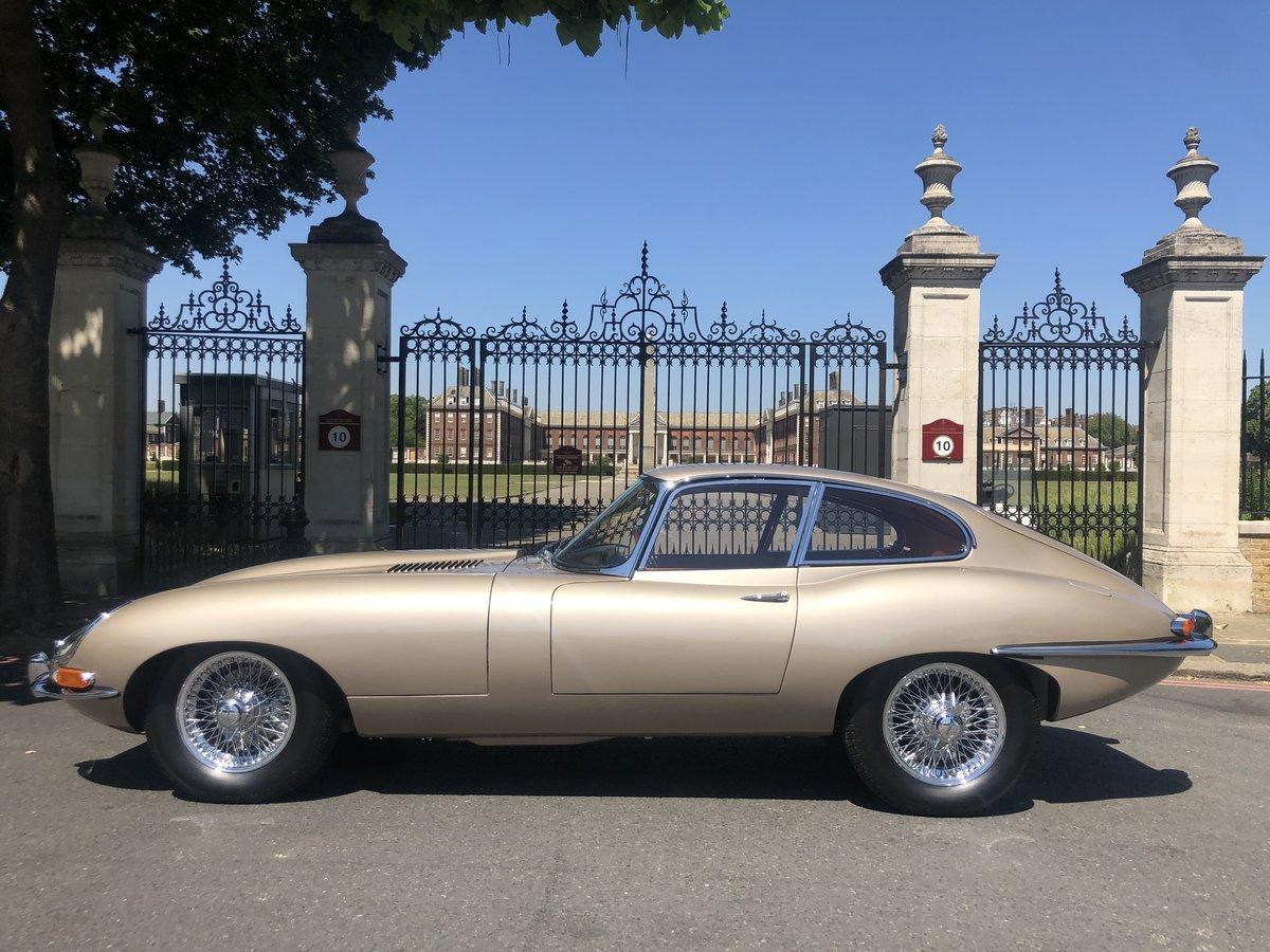 1964 Jaguar E-Type Factory 'Reborn' For Sale (picture 9 of 24)