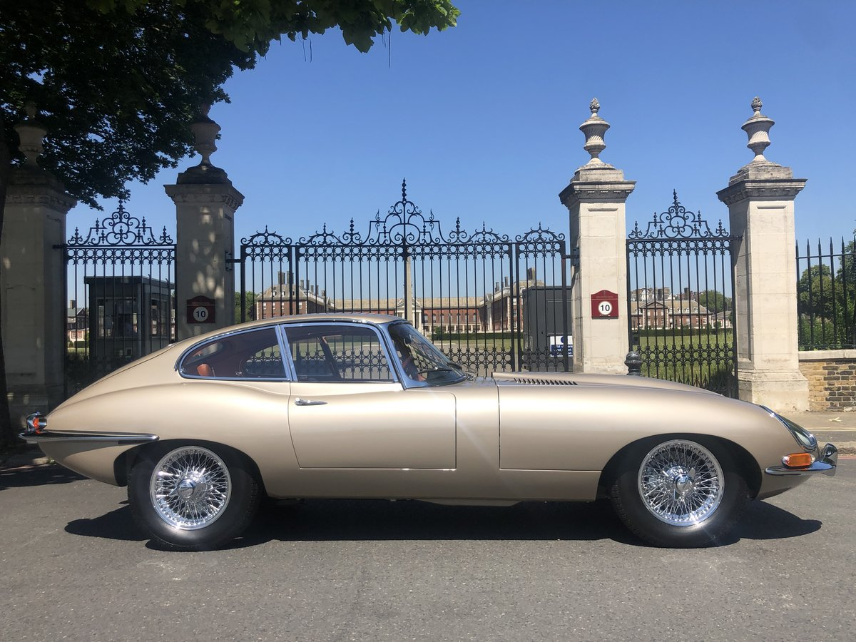 1964 Jaguar E-Type Factory 'Reborn' For Sale (picture 10 of 24)