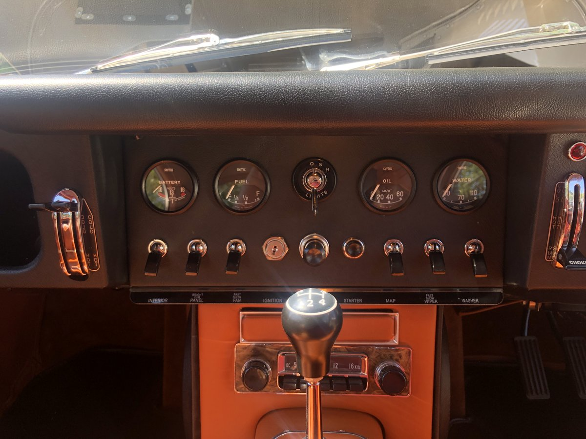 1964 Jaguar E-Type Factory 'Reborn' For Sale (picture 12 of 24)