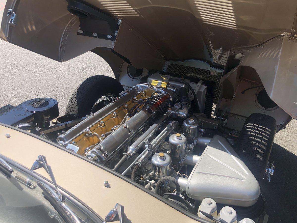 1964 Jaguar E-Type Factory 'Reborn' For Sale (picture 16 of 24)