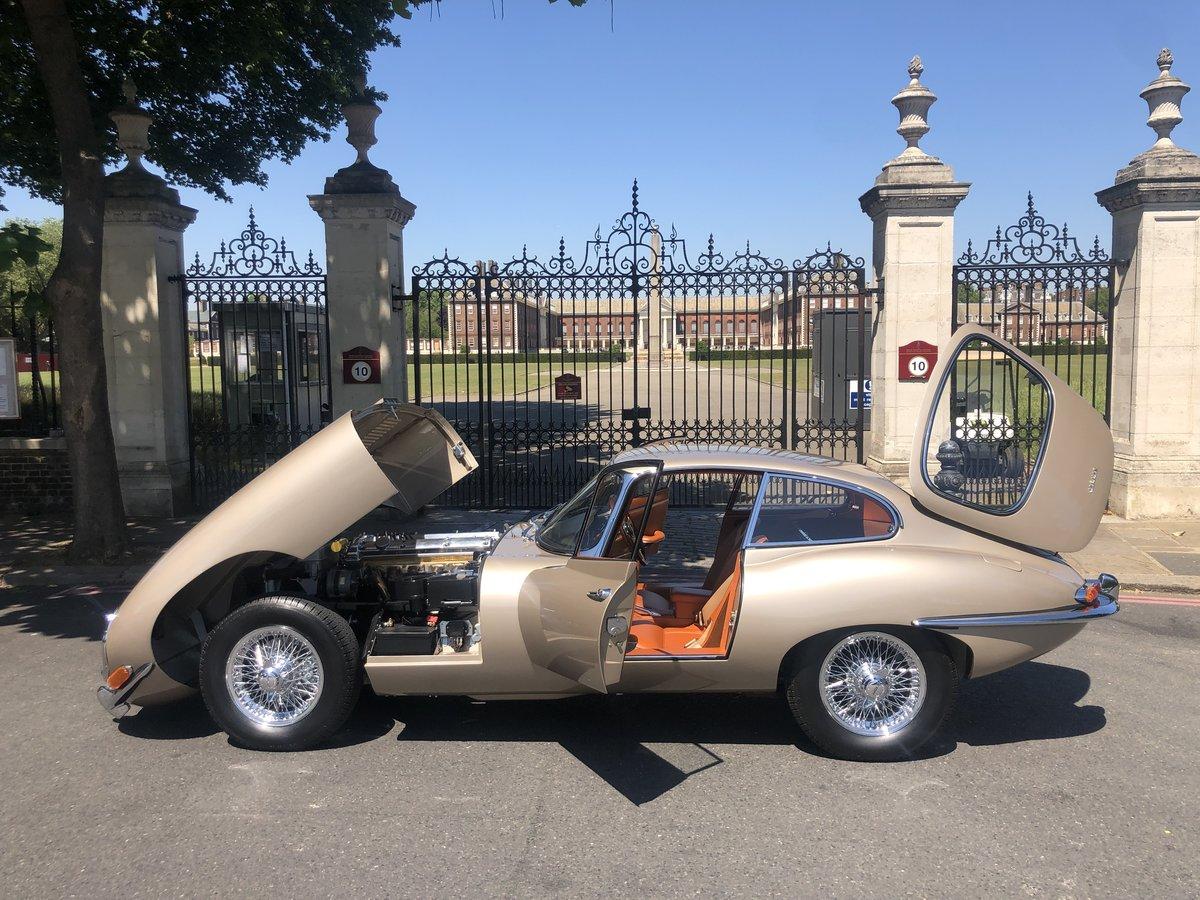 1964 Jaguar E-Type Factory 'Reborn' For Sale (picture 23 of 24)