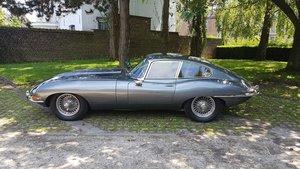 1962 Jaguar Type E Serie 1 FHC LHD