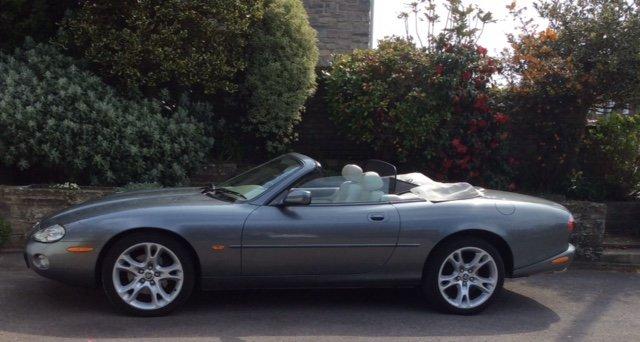 2003 Jaguar 4.2 XK8 Convertible. For Sale (picture 1 of 4)