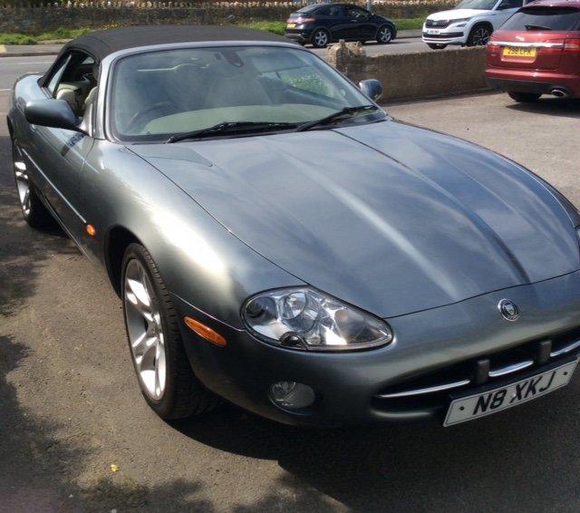 2003 Jaguar 4.2 XK8 Convertible. For Sale (picture 2 of 4)