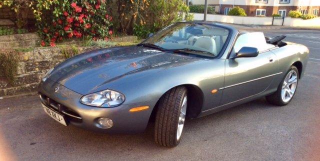 2003 Jaguar 4.2 XK8 Convertible. For Sale (picture 4 of 4)