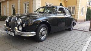 1959 Mk1  2.4 82kw jaguar