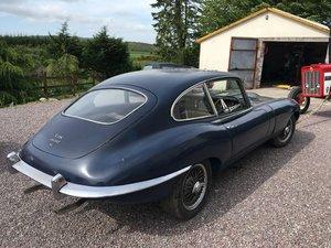 1970 Series 2 E type UK car
