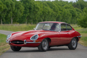 1962 Jaguar E Type S1 3.8 Coupe