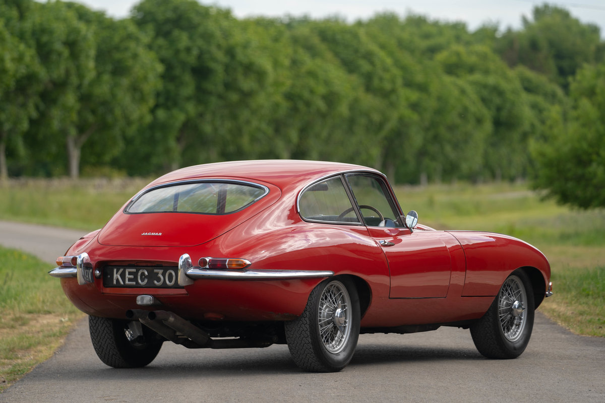 1962 Jaguar E Type S1 3.8 Coupe For Sale (picture 2 of 6)