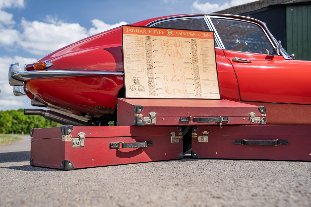 1962 Jaguar E Type S1 3.8 Coupe For Sale (picture 6 of 6)