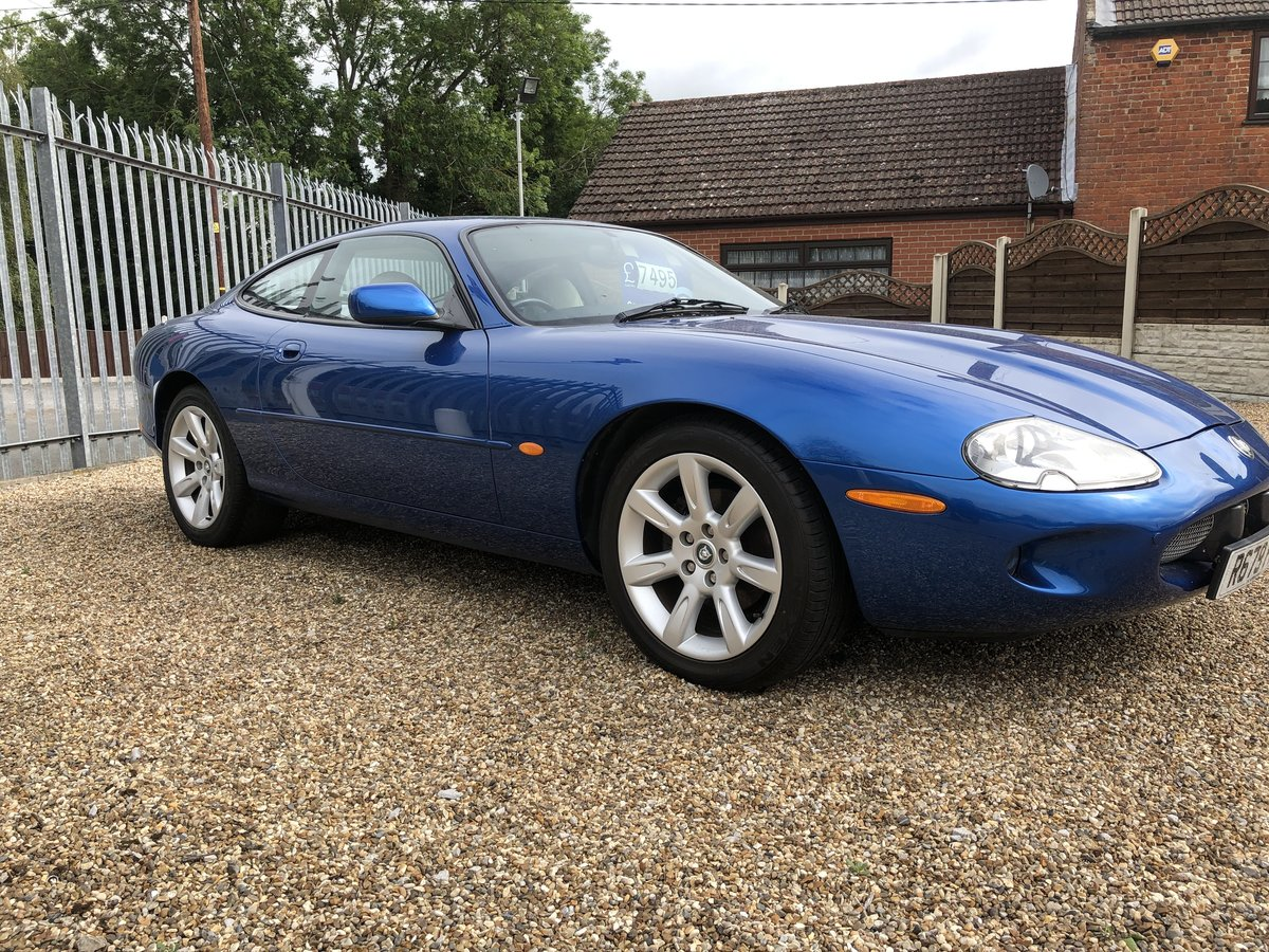 1998 Jaguar XK8 4.0 v8 Auto Stunning car For Sale (picture 3 of 5)