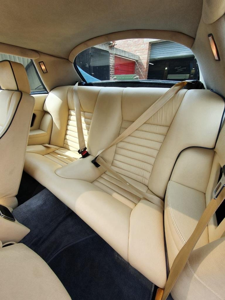 1990 Jaguar XJS 5.3 Coupe - 14k miles! For Sale (picture 4 of 6)
