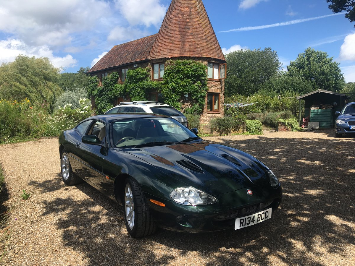 1998 Jaguar XKR - One of the first - immaculate For Sale (picture 1 of 4)