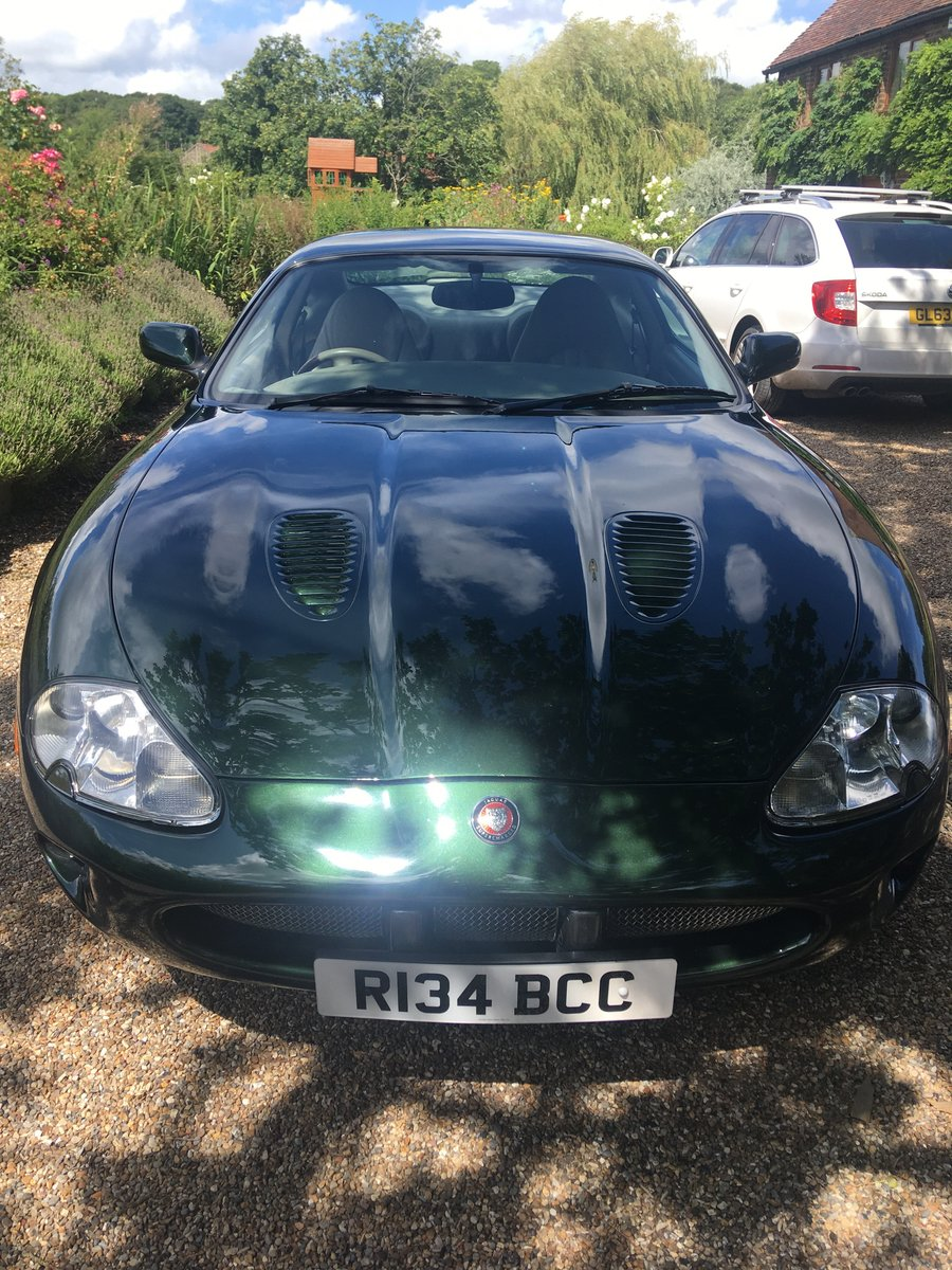 1998 Jaguar XKR - One of the first - immaculate For Sale (picture 2 of 4)