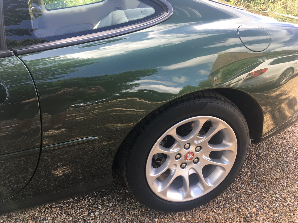 1998 Jaguar XKR - One of the first - immaculate For Sale (picture 3 of 4)