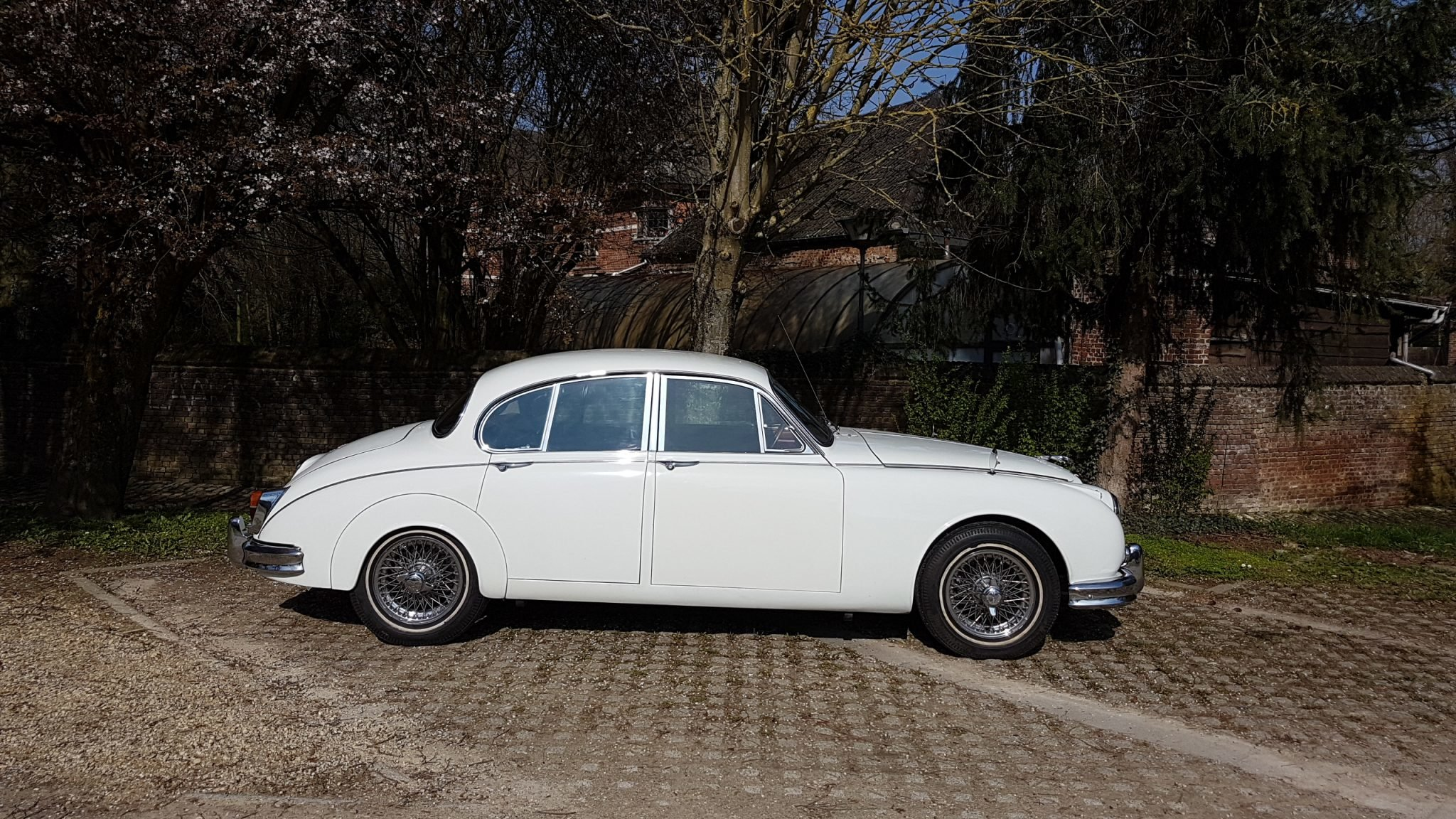1962 Jaguar MK2 For Sale (picture 1 of 6)